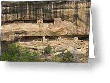 Mesa Verde National Park - 7906 Greeting Card