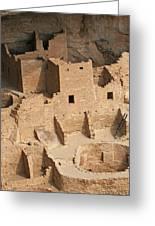 Mesa Verde Ruins  Greeting Card