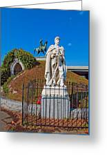 Metairie Cemetery 2 Greeting Card