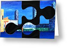 A Piece Of Cleveland Greeting Card