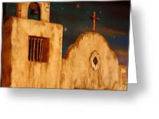 Mexican Night Greeting Card