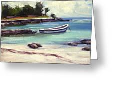 Mexico Beach Greeting Card
