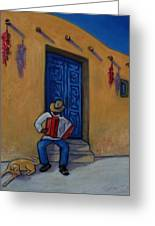 Mexico Impression II Greeting Card