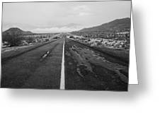 Mexico Route 3 Greeting Card