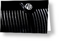 MG Greeting Card