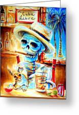 Mi Cuba Libre Greeting Card