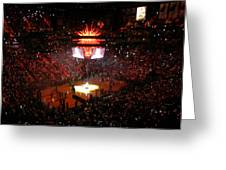 Miami Heat  Greeting Card