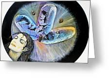Michael Jackson  Greeting Card by Augusta Stylianou