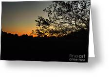 Michigan Sunrise 01 Greeting Card