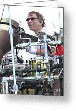 Mickey Hart Band Greeting Card