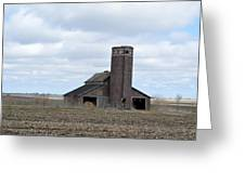 Middle Of Nowhere Greeting Card