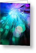 Midnight Blue Greeting Card