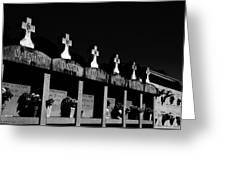 Midnight Mass Greeting Card