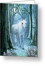 Midsummer Dream Greeting Card