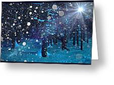 Midwinter Greeting Card