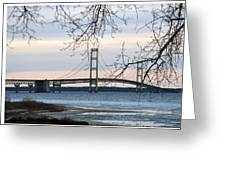 Mighty Mac Greeting Card