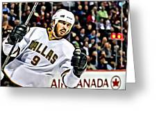 Mike Modano Greeting Card
