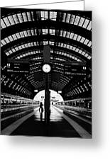 Milano Centrale - Train Station Greeting Card