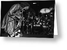Miles Davis 1 Greeting Card