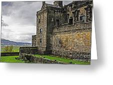 Military Fortress Greeting Card