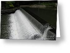 Mill On The River Greeting Card