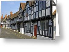 Mill Street Warwick Greeting Card