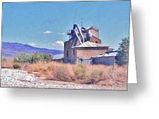 Mill View Greeting Card