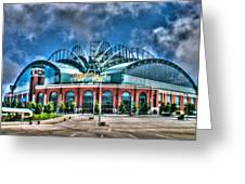 Miller Park  Greeting Card