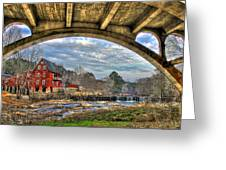 Millmore Mill2 Greeting Card