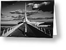 Milwaukee Art Museum - Wisconsin Greeting Card