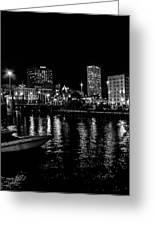 Milwaukee Downtown Third Ward Greeting Card