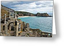 Minack Theatre  Greeting Card