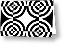 Mind Games 4 Greeting Card