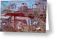 Miner Wall Art 2 Greeting Card