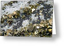 Minerals 4 Greeting Card