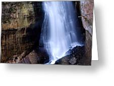 Miners Falls II Greeting Card