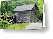 Mingus Mill In Tennessee Greeting Card