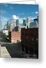 Minneapolis 1 Greeting Card