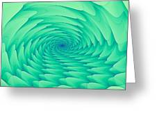 Mint Cave Greeting Card