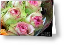 Mint Julep Bouquet Greeting Card