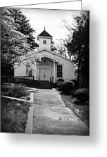 Miracle Hill Church Greeting Card