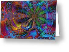 Mirage Greeting Card
