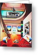 Miro Greeting Card