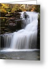 Mirror Lake Falls Greeting Card