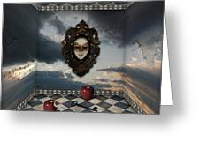 Mirror Mirror On The Wall Greeting Card