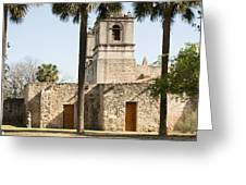 Mission Concepcion In San Antonio Greeting Card