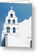 Mission San Diego De Alcala Greeting Card