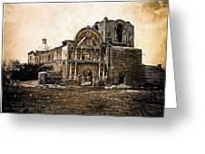 Mission San Jose De Tumacacori Tumacacori Arizona C.1830-2013  Greeting Card