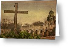 Mission San Juan Greeting Card