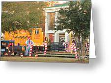 Mississippi Christmas 8 Greeting Card